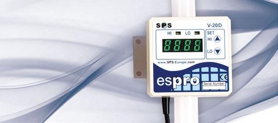 Why esPRO flowmeter?